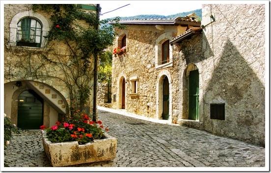 Ritorno al passato - town house, stone house, abruzzo