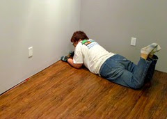 1411061 Nov 05 Last Piece Of Bedroom Flooring