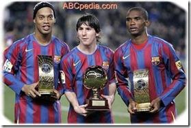 Messi copas