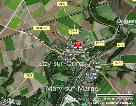 Lizy-sur-Ourcq