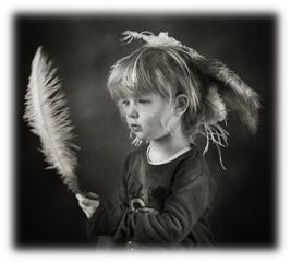 The Feather,  Patrizia Burra