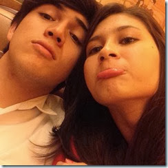 foto rizky nazar terbaru dengan pacar