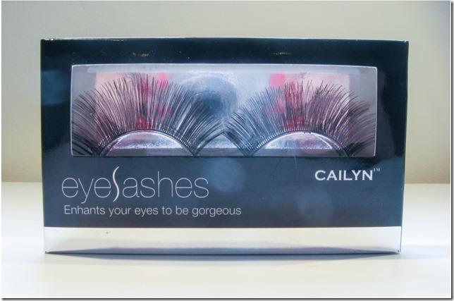 Cailyn eyelashes