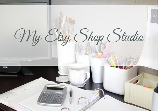 My Etsy Shop Studio