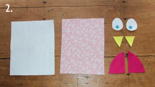 easy sew owl 2