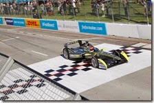 Nelson Piquet ha vinto la gara di Long Beach