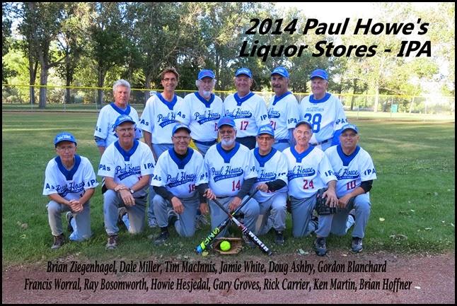 Paul Howe's IPA 2030F