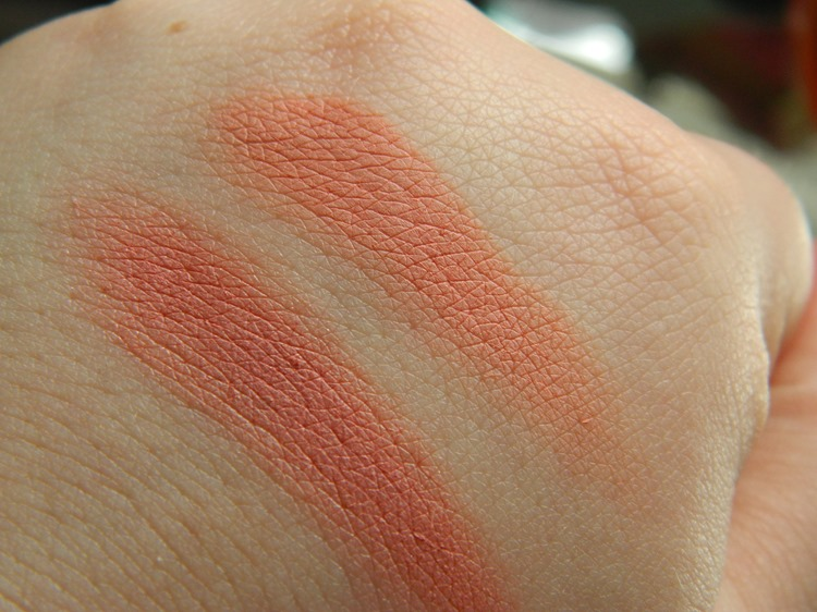 Bourjois Cream Blush Swatch