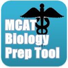 MCAT Biology Prep Tool icon