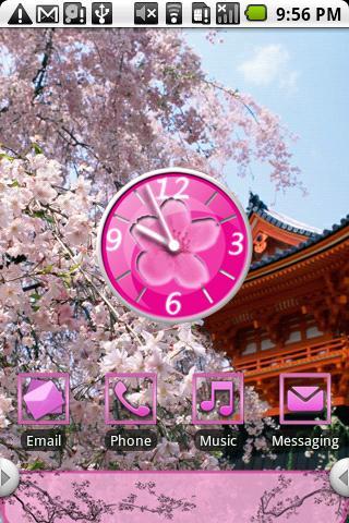 Cherry Blossom Theme HD