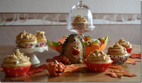 Erdnussbutter Cupcakes (7)