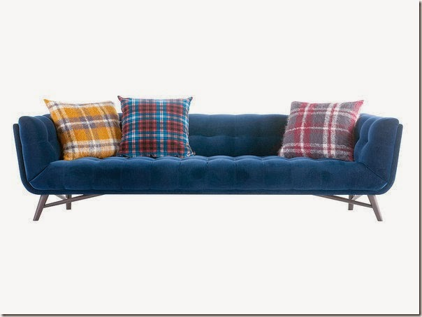 tendenza tartan - home decor - arredamento (1)
