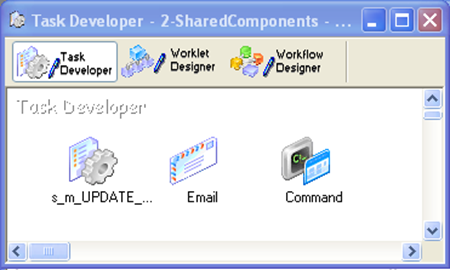 Informatica PowerCenter Task Developer