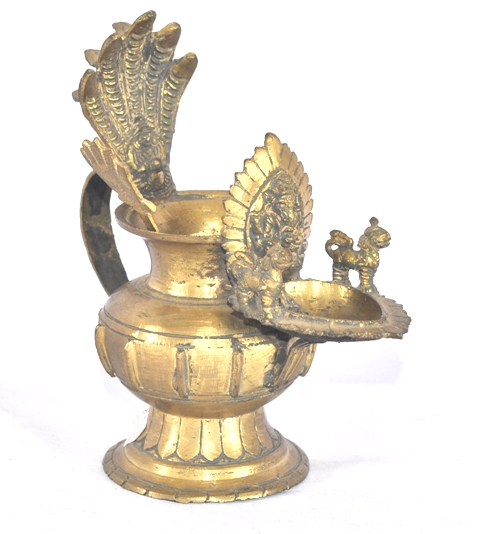 Oil Lamp Sukunda