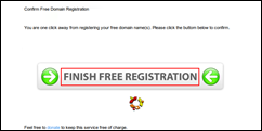 Finish Registration