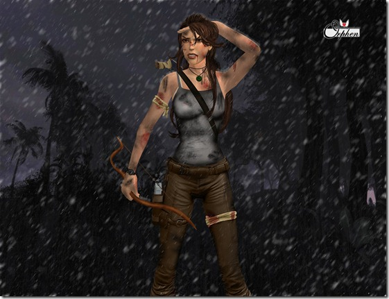 Lara Croft (124)