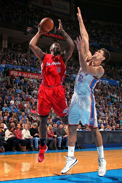 wearing brons nba soldier7 deandre jordan clippers 09 Wearing Brons: DeAndre Jordan Back to Nike with SOLDIER 7 (x5)