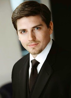 BEST ARTIST OF 2014: Baritone David Pershall [Photo by Arthur Cohen]