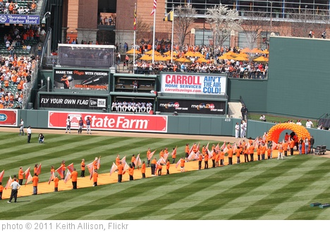 'Camden Yards' photo (c) 2011, Keith Allison - license: http://creativecommons.org/licenses/by-sa/2.0/