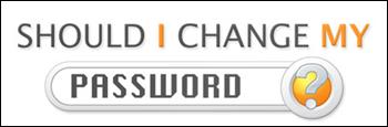 Should I Change My Password logo