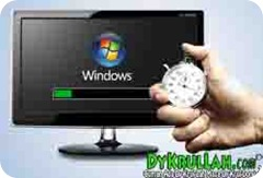 mengatasi komputer laptop lambat