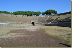 Amphitheatre Inside