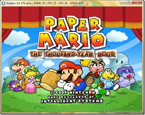 Paper Mario 2 - Prohack