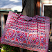Hmong Needlepoint Bag
