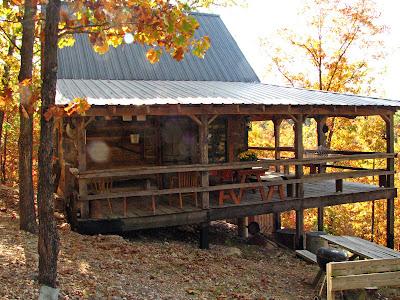 Aunt Phoebe's cabin