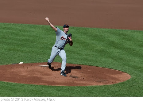 'Justin Verlander' photo (c) 2013, Keith Allison - license: http://creativecommons.org/licenses/by-sa/2.0/