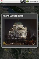 Screenshot of Belgrade Walker