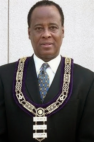 Conrad Murray Maçom