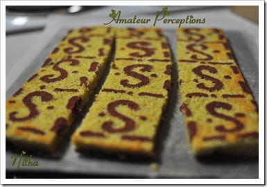 Biscuit joconde 7