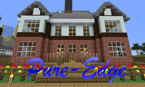 Pure-Edge2-Minecraft