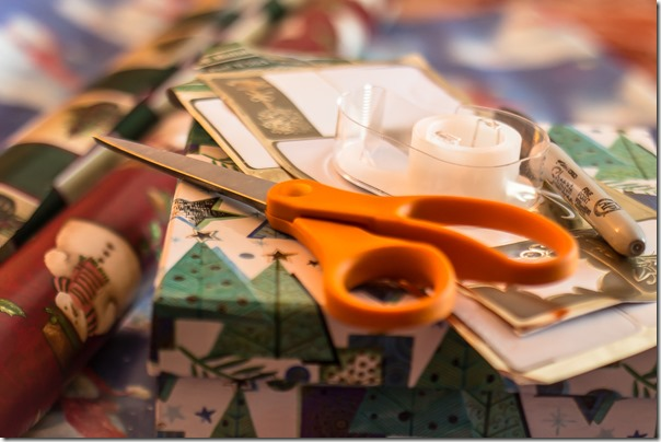 wrapping materials
