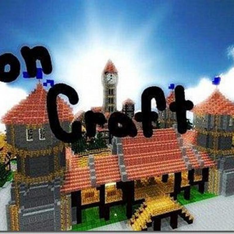 Minecraft 1.3.2 - ToonCraft Texture pack 16x
