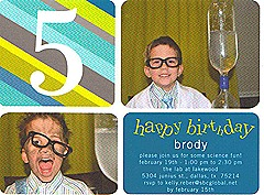 Brody's Invite