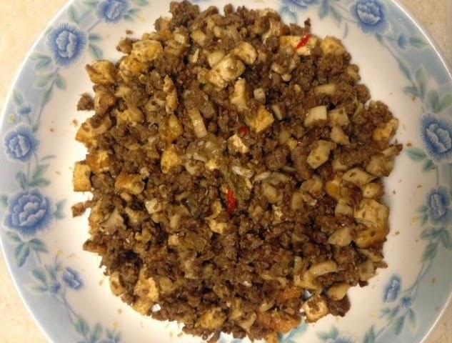 Ăn chay ẩm thực chay - Người Áo Lam