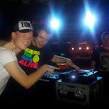 matt & DJ KUTSKI in Toronto, Ontario, Canada