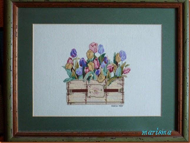 cuadro tulipanes,mayo97 copia