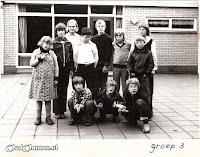 Boslust 1979 / 1980.  De hele school op 1 bladzijde (3)