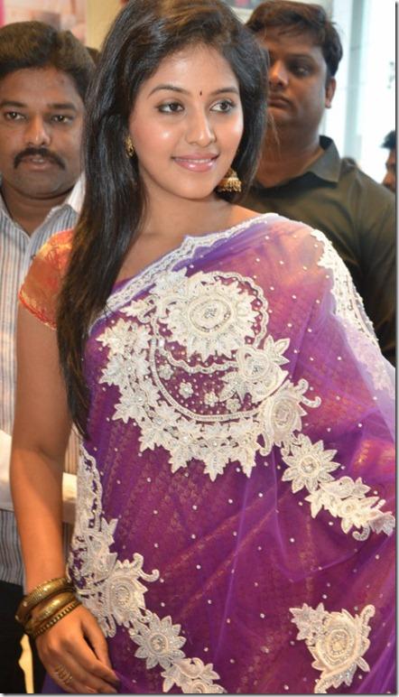Anjali launches Woman's World at AS Rao Nagar Photos