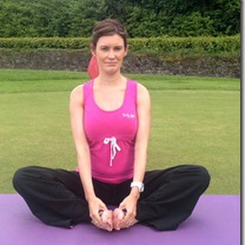Anne Marie Kennedy – Yoga For Golf – Cobbler For Stable Hips