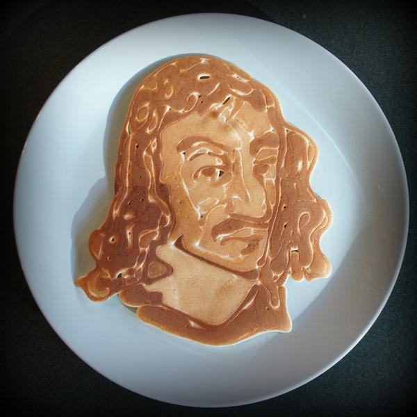 Descartes Pancake