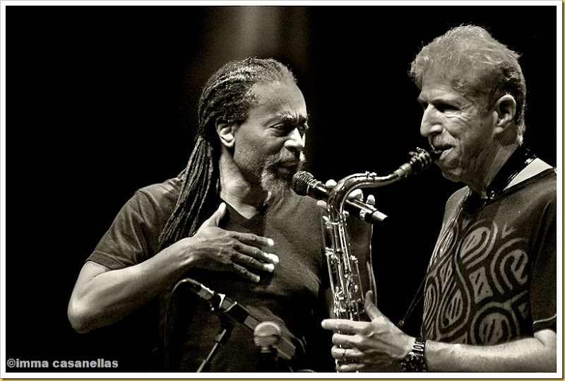 Bobby McFerrin & Bob Mintzer