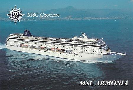 Απειλεί με αποχώρηση από το Αργοστόλι η εταιρεία κρουαζιέρας MSC Cruises
