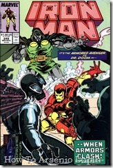 P00124 - El Invencible Iron Man #249