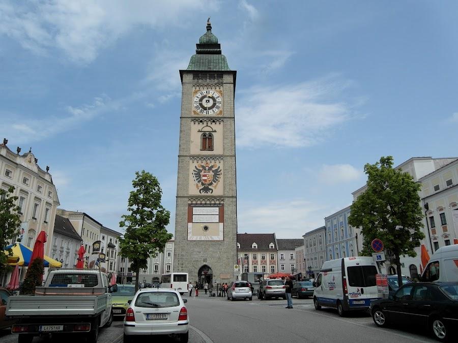 Энс - старинный городок в Австрии