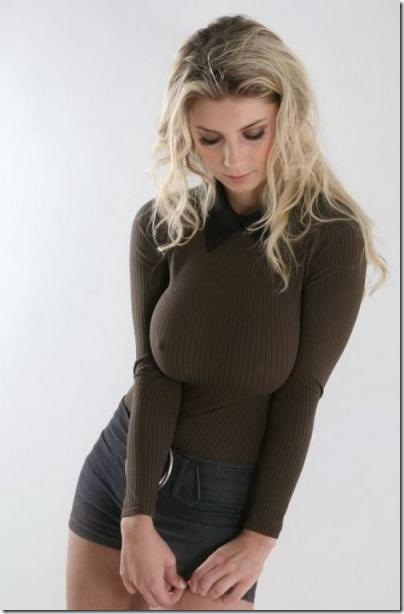 hot sweater puppies 13