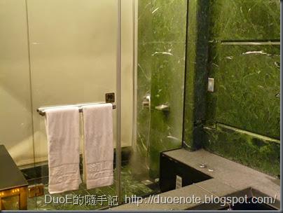 湖山Villa 戀館511-淋浴蒸氣